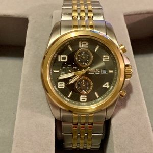 Relic Watch - Relic Dual Time - Mens Watch